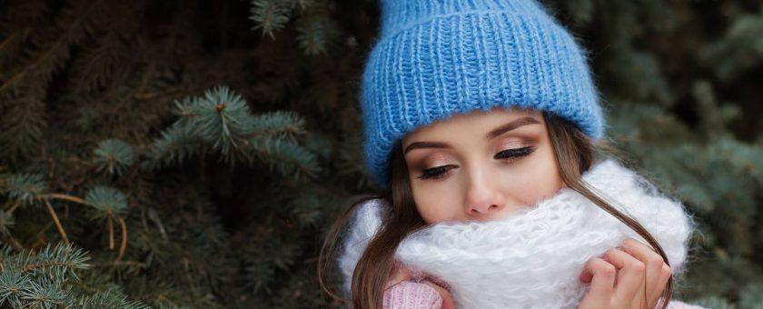 Zadbaj o skórę zimą