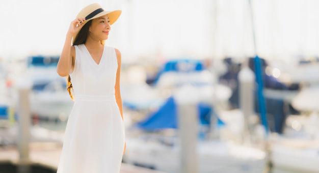 Wakacje nad morzem – jakie ubrania zabrać?