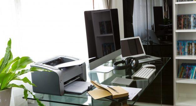 Domowe biuro – funkcjonalne wnętrze w kilku odsłonach