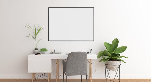 Homeoffice, czyli jak stworzyć domowe miejsce do pracy