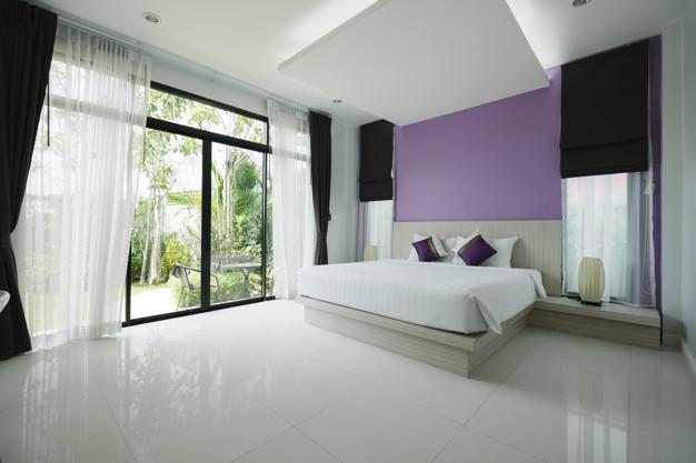 Sypialnia w stylu nowoczesnym – dla fanów minimalizmu